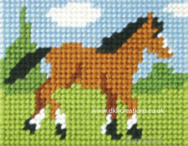 Foal Needlepoint Tapestry Kit